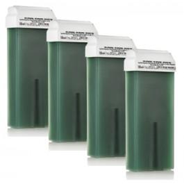 Depiluxe Harspatronen 100 ml Azuleen/Groen - per doos a 24 stuks