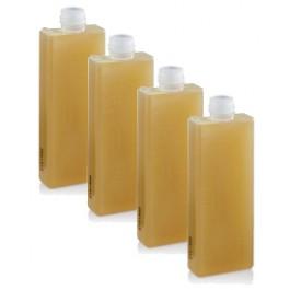 Depiluxe Harspatronen 75 ml Honing/Geel - per doos a 50 stuks