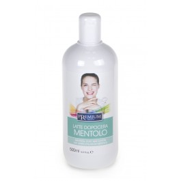 Premium After Wax Lotion Menthol - 500 ml