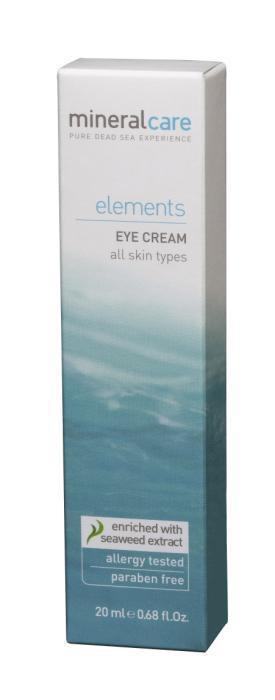 Mineral Care Eye Cream - Alle Huid - 30 ml