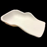 Opvangschaal flexibel Off white