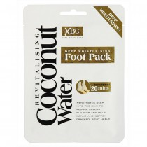Voet pakking (foot mask) hydraterend - Coconut
