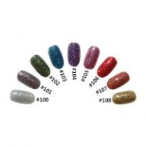 Astonishing Nails Accessorize Glitter Poeders - 10 gram