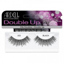 Ardell Double Up Strip Lashes Double Up #203 Black