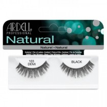 Ardell Natural Strip Lashes #103 Black