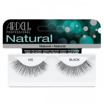 Ardell Natural Strip Lashes #105 Black