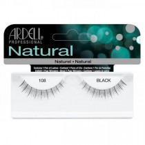Ardell Natural Strip Lashes #108 Demi Black
