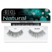 Ardell Natural Strip Lashes #117 Black