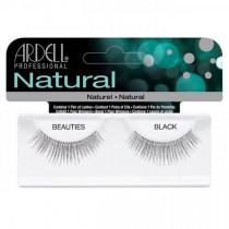 Ardell Natural Strip Lashes Invisibands Beauties Black