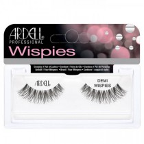 Ardell Wispies Strip Lash Invisibands Wispies Black