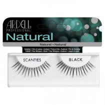 Ardell Natural Strip Lashes Invisibands Scanties Black