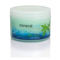 Mineral Care Green Tea Calm Body Scrub - 300 ml