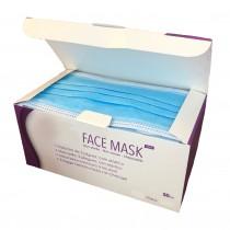 Budget Mondmaskers - 3 laags bacteriefilter met oorlussen