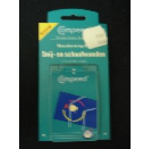 Compeed Wondpleister Snij-Schaafwond 3 in 1 - medium
