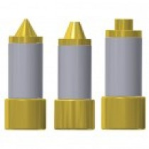 Contact tip set 1, 3 en 5 mm voor Cryo Stift PRO