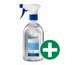 Nedalco sprayflacon 500 ml - leeg