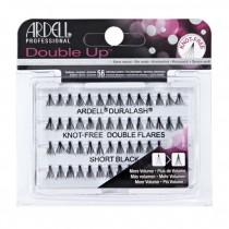 Ardell Mega Individuals Knot-Free Double Up Knot-Free Double Flares Black