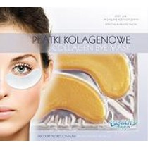 Collageen eye mask goud & hyaluron antirimpel