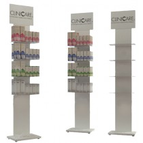 ClinicCare Floor LED Display 160 cm