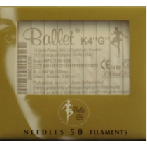 Balletnaalden Gold