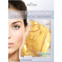 Collageen home mask Goud & Hyaluron