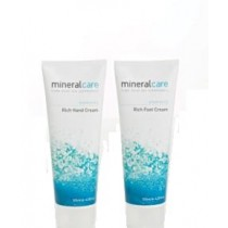 Mineral Care Box Rich Hand & Foot Cream - set
