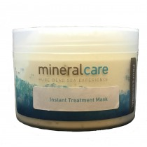 Mineral Care Instant Treatment Mask - Droge Huid - 300 ml