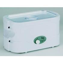 Lotus Paraffine Heater - Wit