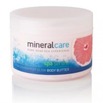 Mineral Care Pink Grapefruit Body Butter - 300 ml