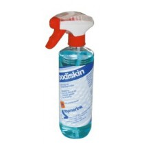 Podiskin Huiddesinfectie Spray - alcohol met chloorhexidine - 500 ml
