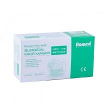 Romed Mondmaskers - 3 laags bacteriefilter met oorlussen