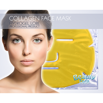 Collageen mask Sinaasappel & Vit. C