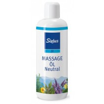 Sixtus Sport Massageolie Neutraal - 500 ml