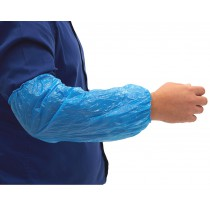 PE wegwerp Armhoezen - 100 stuks