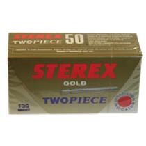 Sterex Blend Naalden - Goud - F schacht Regular - 2-delig