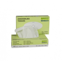 Merbach Tissues - Overdoos à 40 dozen