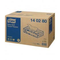 Tork Extra Soft Facial Tissues -overdoos  a 30 stuks