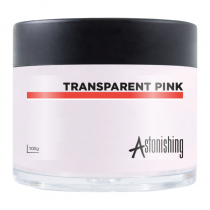 Astonishing Acryl Poeder Transparant Pink