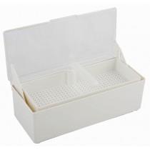 Desinfectiebak 1200 ml met zeef