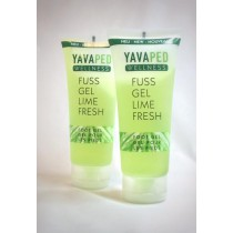 Yavaped Wellness Voet gel Lime Fresh - 100 ml Per 2 st.
