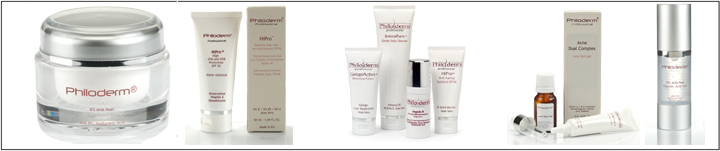 philoderm skincare